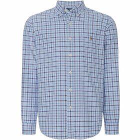 Ralph Lauren Custom Fit Multichecked Shirt