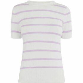 Oasis Fiona stripe knit