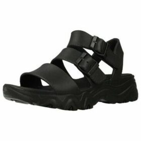 Skechers  D'LITES 2.0- STYLE INCON  women's Sandals in Black