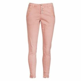 Cream  CALINA  women's Jeans in Pink
