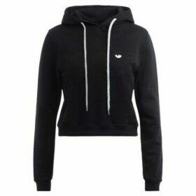Chiara Ferragni  Chiara Ferragni Flirting black cotton sweatshirt  women's Sweatshirt in Black