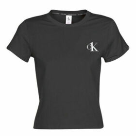 Calvin Klein Jeans  -  women's T shirt in Black