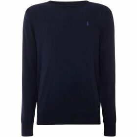 Ralph Lauren Pima Cotton Crew Neck