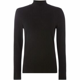 Label Lab RIB ROLL NECK