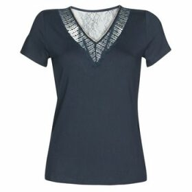 Morgan  DOHAN  women's T shirt in Blue