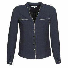 Morgan  CASSY  women's Shirt in Blue
