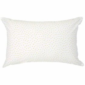 Christy Speckles Jersey Pillowcase