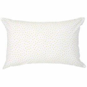 Christy Speckles Jersey Pillowcase