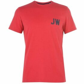 Jack Wills Short Sleeved Bedwyn T Shirt854
