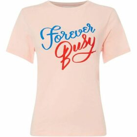 Bando Forever Busy Classic Pink T-Shirt