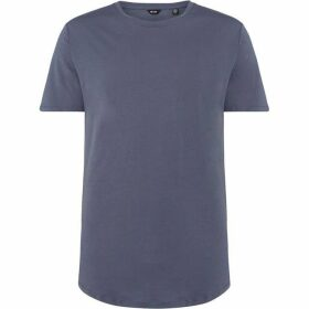 Only and Sons Matt Long Line T-Shirt