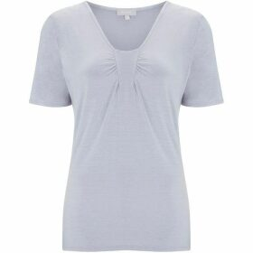 Havren Ruched Front T-Shirt