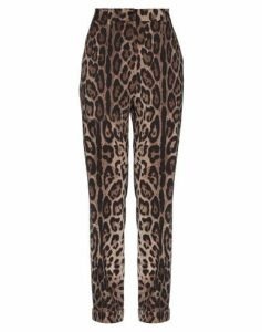 DOLCE & GABBANA TROUSERS Casual trousers Women on YOOX.COM