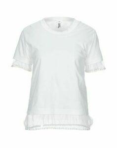 NOIR KEI NINOMIYA TOPWEAR T-shirts Women on YOOX.COM