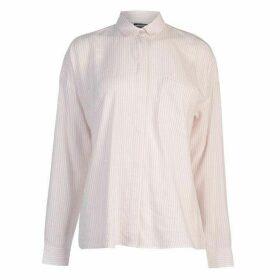 Marc O Polo Summer Blend Shirt - White/Blush