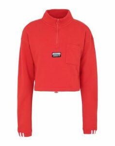 ADIDAS ORIGINALS TOPWEAR Sweatshirts Women on YOOX.COM