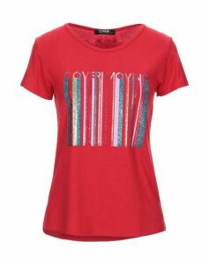 COVERI MOVING TOPWEAR T-shirts Women on YOOX.COM