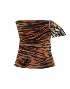 ALEXANDRE VAUTHIER TOPWEAR Tube tops Women on YOOX.COM