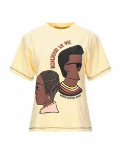 MAISON CHÂTEAU ROUGE TOPWEAR T-shirts Women on YOOX.COM