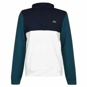 Lacoste Colour Block OTH Hoodie - Marine XP2