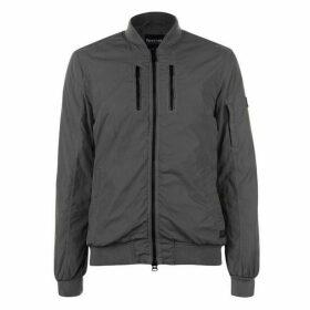 Firetrap Blackseal Bomber Jacket - Grey