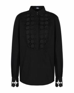 KARL LAGERFELD SHIRTS Blouses Women on YOOX.COM