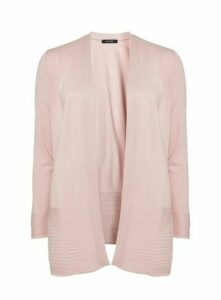 Blush Side Split Cardigan, Others