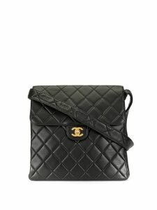 Chanel Pre-Owned 1997 double-sided flaps shoulder bag - Black