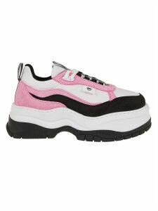 Chiara Ferragni Army Shoes