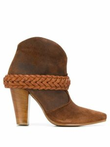Golden Goose Michelle ankle boots - Brown