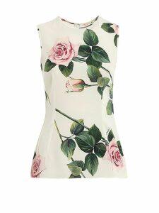 Dolce & Gabbana Top Rose