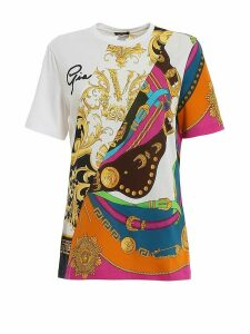 Versace T-shirt Printed