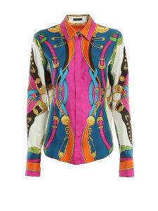 Versace Shirt Printed