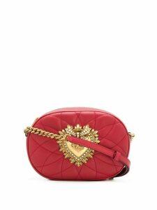 Dolce & Gabbana Devotion crossbody bag - Red