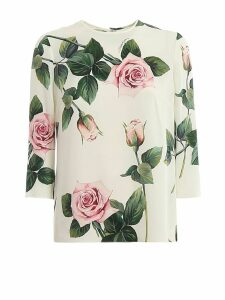 Dolce & Gabbana Top Rose