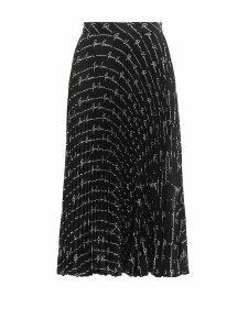Versace Midi Skirt Printed