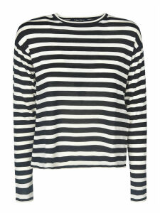 Max Mara The Cube Striped Sweater