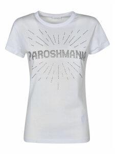 Parosh Paroshmania Embellished T-shirt
