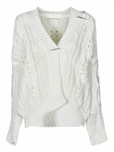 Ermanno Scervino Single Closure Knitted Cardigan