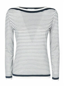 Max Mara Striped Sweatshirt
