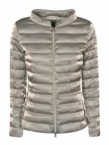 Herno Round Collar Padded Jacket