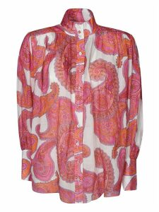 Zimmermann Paisley Print Shirt