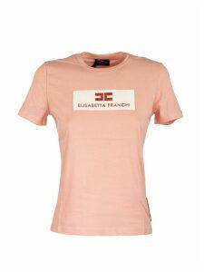 Elisabetta Franchi Celyn B. T-shirt With Logo