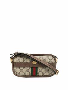 Gucci Ophidia GG mini bag - Brown