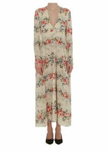 Red Valentino Dress Floral Balances