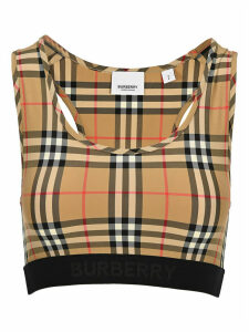 Burberry London Vintage Check Sport Top