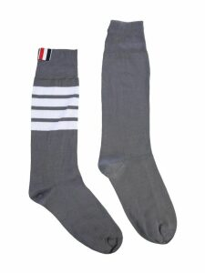 Thom Browne Socks With Logo
