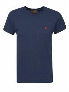 Ralph Lauren Left Chest Logo T-shirt