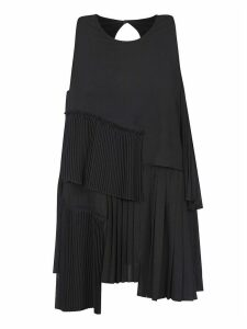N.21 Pleated Ruffled Top