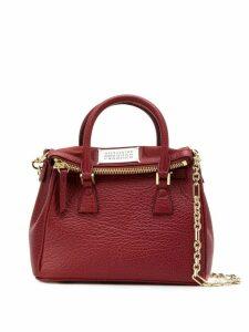 Maison Margiela folded tote bag - Red
